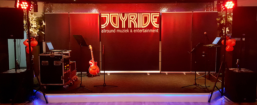 Apparatuur Band Joyride